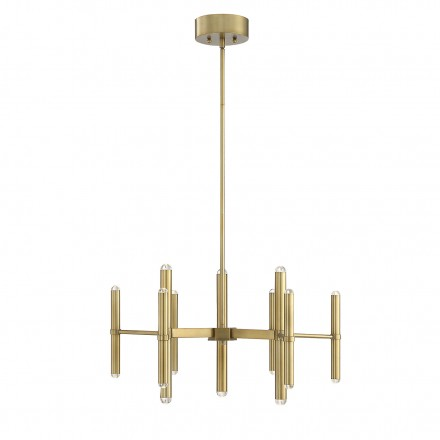 Savoy House Europe Barnum 18 Light Chandelier