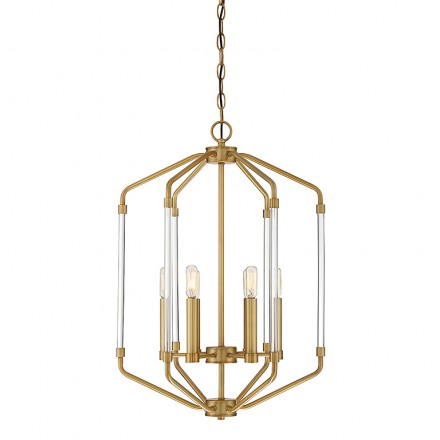 Savoy House Europe Reed 6 Light Foyer