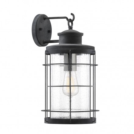 Savoy House Europe Fletcher 1 Light Outdoor Wall Lantern