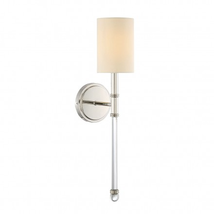 Savoy House Europe Fremont 1 Light Sconce
