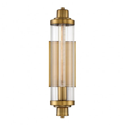 Savoy House Europe Pike 1 Light Wall Sconce