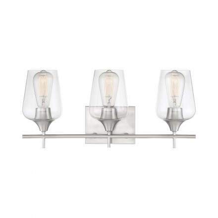 Savoy House Europe Octave 3 Light Vanity