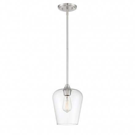 Savoy House Europe Octave 1 Light Mini Pendant