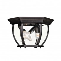 Savoy House Europe Exterior Collections 3 Light Ceiling Lamp