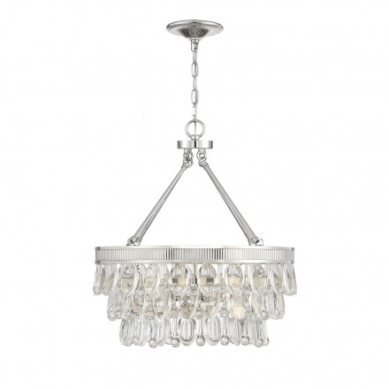 Savoy House Europe Windham 4 Light Pendant