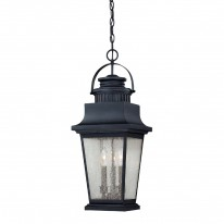 Savoy House Europe Barrister 3 Light Hanging Lamp