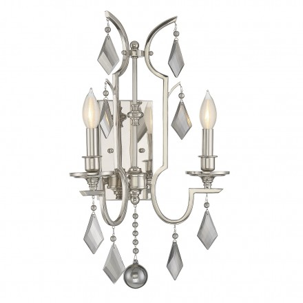 Savoy House Europe Ballard  2 Light Sconce