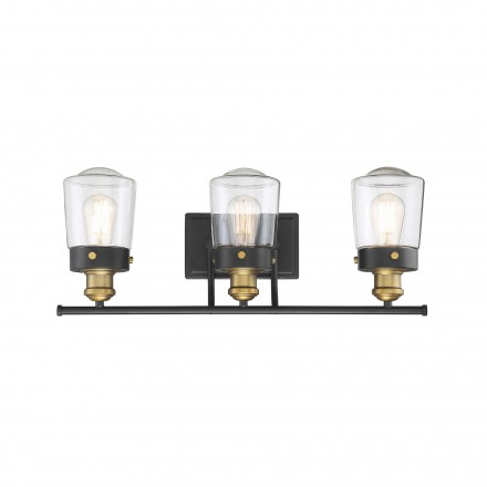 Savoy House Europe Macauley 3 Light Bath Wall Lamp