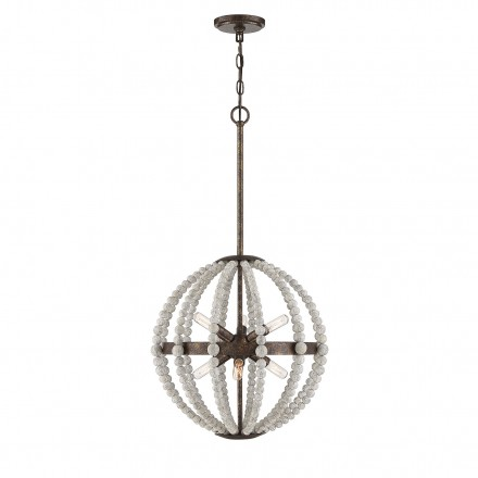Savoy House Europe Desoto Avignon 6 Light Pendant