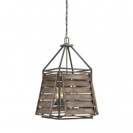 Savoy House Europe Hartberg 4 Light Outdoor Pendant