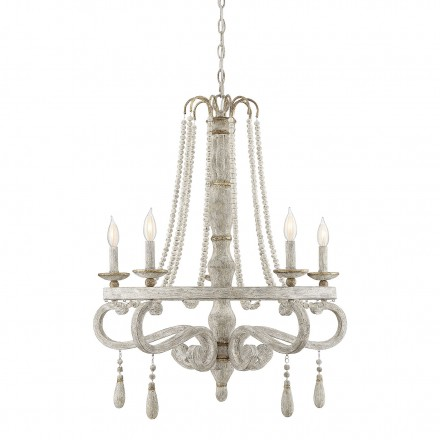 Savoy House Europe Helena 5 Light Chandelier