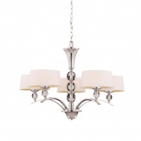 Savoy House Europe Murren 5 Light Chandelier