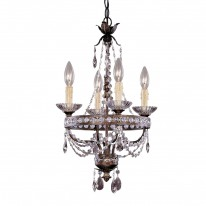 Savoy House Europe Mini Chandelier 4 Light