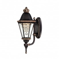 Savoy House Europe Palace 3 Light Wall Lamp
