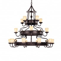Savoy House Europe San Gallo 20 Light Chandelier