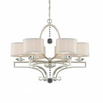Savoy House Europe Rosendal 6 Light Chandelier