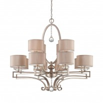 Savoy House Europe Rosendal 12 Light Chandelier