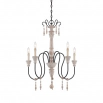 Savoy House Europe Ashland 5 Light Chandelier