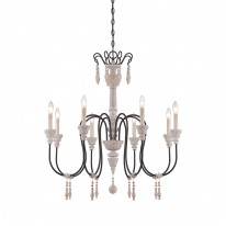 Savoy House Europe Ashland 8 Light Chandelier
