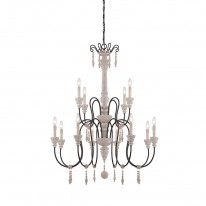 Savoy House Europe Ashland 12 Light Chandelier
