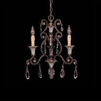 Savoy House Europe Saint Laurence 3 Light Chandelier