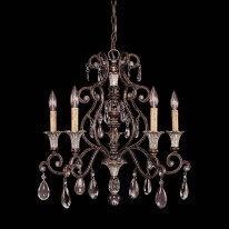 Savoy House Europe Saint Laurence 5 Light Chandelier