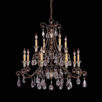 Savoy House Europe Saint Laurence 12 Light Chandelier