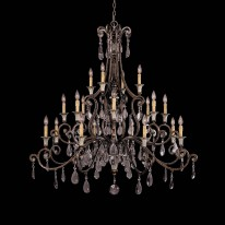 Savoy House Europe Saint Laurence 20 Light Chandelier