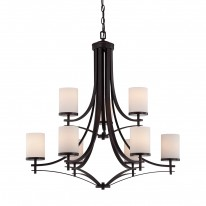 Savoy House Europe Colton 9 Light Chandelier 1
