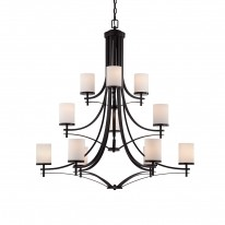 Savoy House Europe Colton 12 Light Chandelier 1