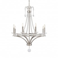 Savoy House Europe Alana 8 Light Chandelier