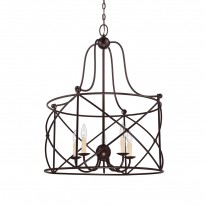 Savoy House Europe Seneca 5 Light Pendant