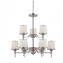 Savoy House Europe Hagen 9 Light Chandelier 2