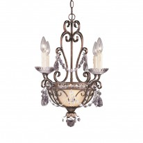 Savoy House Europe Mini Chandelier 6 Light