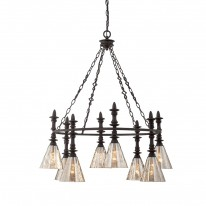 Savoy House Europe Darian 8 Light Chandelier