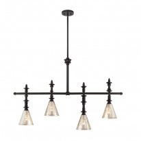 Savoy House Europe Darian 4 Light Hanging Lamp