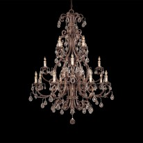 Savoy House Europe Chastain 16 Light Chandelier