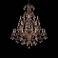 Savoy House Europe Chastain 20 Light Chandelier
