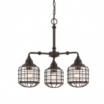 Savoy House Europe Connell 3 Light Chandelier