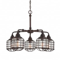 Savoy House Europe Connell 5 Light Chandelier