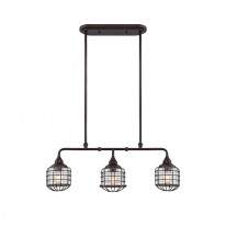 Savoy House Europe Connell 3 Light Hanging Lamp