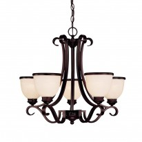 Savoy House Europe Willoughby 5 Light Chandelier