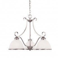 Savoy House Europe Willoughby 3 Light Chandelier