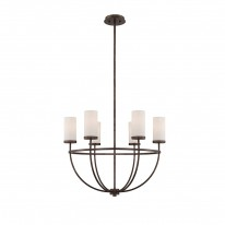 Savoy House Europe Elgin 6 Light Chandelier