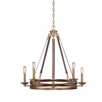 Savoy House Europe Harrington 5 Light Chandelier