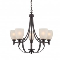 Savoy House Europe Duvall 5 Light Chandelier