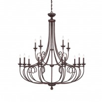 Savoy House Europe Langley 15 Light Chandelier 1