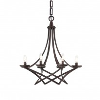 Savoy House Europe Windsung 8 Light Chandelier