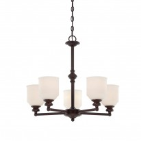 Savoy House Europe Melrose 5 Light Chandelier