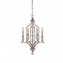 Savoy House Europe Filament 4 Light Chandelier